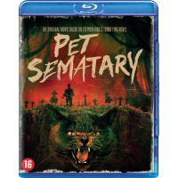 PET SEMATARY (REMASTERED)-BIL-BLURAY (SIMETIERRE)