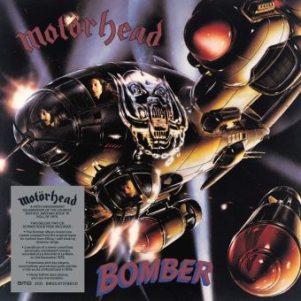 Bomber - 40th Anniversary Edition - 2CD