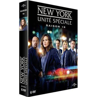 New York Unité SpécialeNew york unite speciale/saison 19