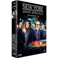 New York Unité Spéciale Saison 19 DVD