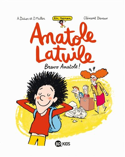 Anatole Latuile roman