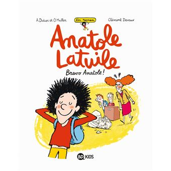 Anatole LatuileAnatole Latuile roman