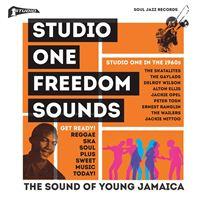 STUDIO ONE FREEDOM SOUNDS/2LP