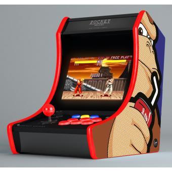 neo legend pocket video arcade machine cola kong pop art bij fnac. Black Bedroom Furniture Sets. Home Design Ideas