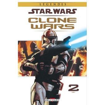 Star WarsStar Wars - Clone Wars T2 (NED)