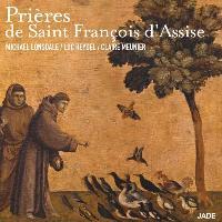 Prières de Saint-François d'Assise