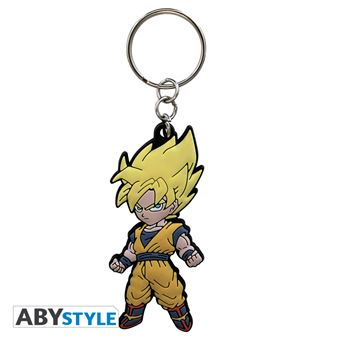 DRAGON BALL-PORTE-CLES PVC-GOKU MIX PRODERIV