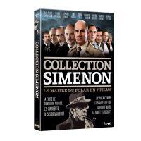 Coffret Collection Simenon DVD