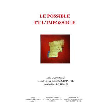 Le possible et l'impossible