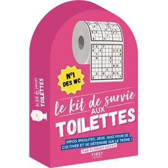 Kit de survie aux toilettes, 5ème édition