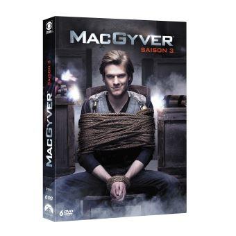 MacGyverMacGyver Saison 3 DVD