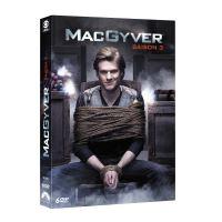 MacGyver Saison 3 DVD