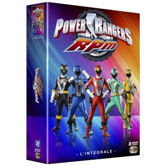 Power rangersPower rangers rpm