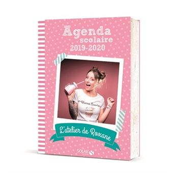 L'agenda de Roxane 2019-2020 - Dernier livre de Roxane ...