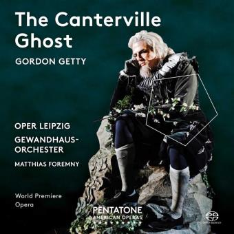 THE CANTERVILLE GHOST/SACD