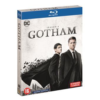 GothamGotham Saison 4 Blu-ray