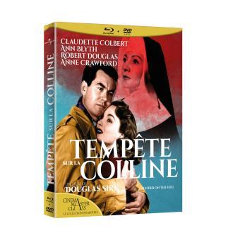 Tempête sur la colline Blu-ray + DVD