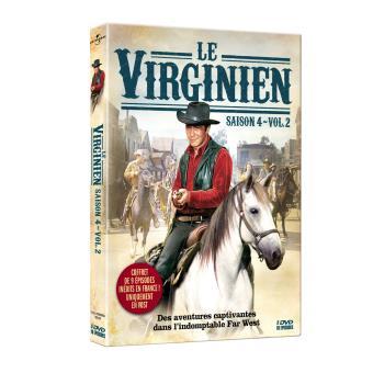 Le VirginienLe Virginien Saison 4 Volume 2 DVD
