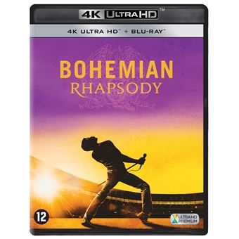 Bohemian rhapsody-BIL-BLURAY 4K
