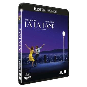 La La Land Blu-ray 4K Ultra HD