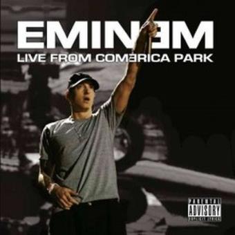 Eminem: Live from Comerica park