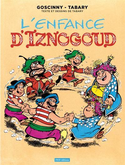 L'enfance d'Iznogoud