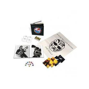 Box Set Welcome To The Vault - 3 CDs + DVD + Libro