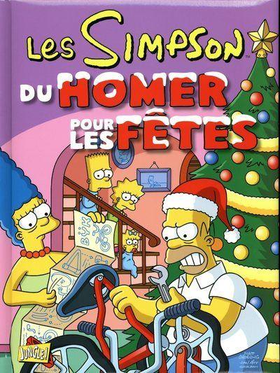 Les Simpson - Spécial fêtes - tome 2 Du Homer pour les fêtes