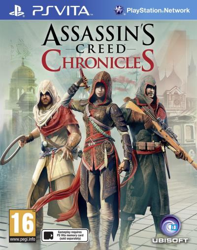 Assassin's Creed Chronicles : Trilogie PS Vita