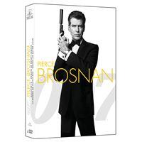 Coffret Bond Pierce Brosnan 4 films DVD