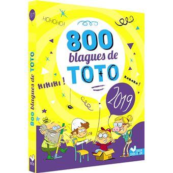 Les blagues de Toto800 blagues de Toto