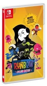 Runbow Edition Deluxe Nintendo Switch