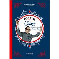 Paroles de Chirac !