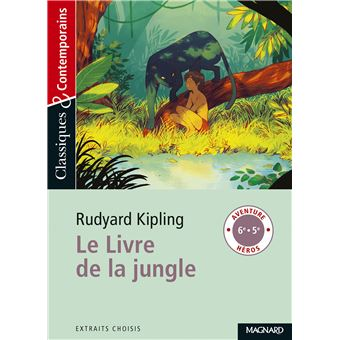 Le livre de la jungleLe livre de la jungle