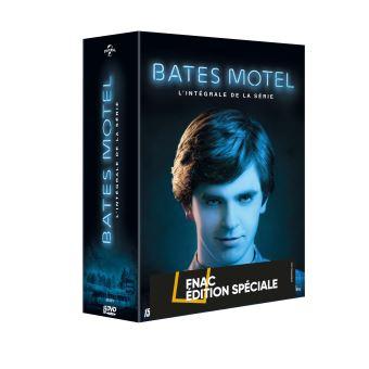 Bates MotelCoffret Bates Motel L'intégrale Edition Spéciale Fnac DVD