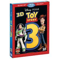 Toy Story 3 - Blu-Ray - Versions 2D et 3D