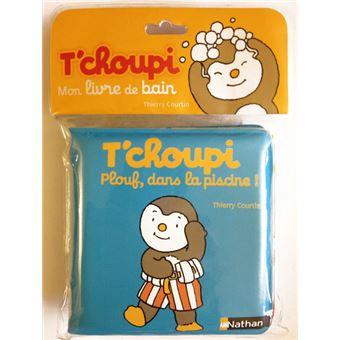 T 39 choupi livre bain t 39 choupi la piscine thierry for Choupi a la piscine