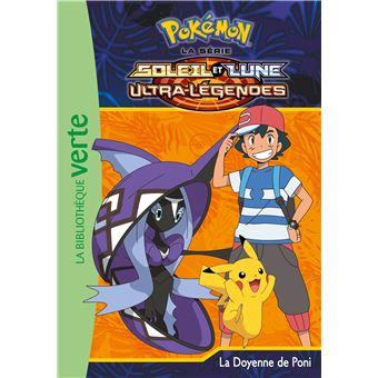 Les PokémonPokémon Soleil et Lune 22 - La Doyenne de Poni