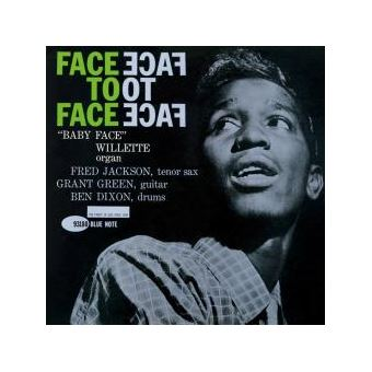 FACE TO FACE/LP TONE POET
