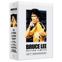 Coffret Bruce Lee 6 films Edition 40ème Anniversaire DVD