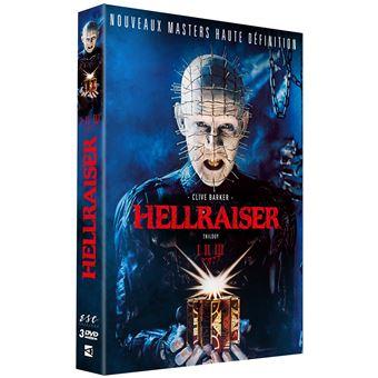 HellraiserHELLRAISER TRILOGY-FR