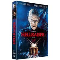 Coffret Hellraiser La Trilogie Edition Limitée DVD