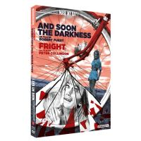 Coffret And Soon the Darkness et Fright Combo Blu-ray DVD