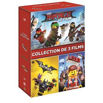 LEGOIntegrale les films lego