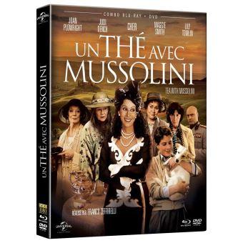 Un thé avec Mussolini Combo Blu-ray DVD