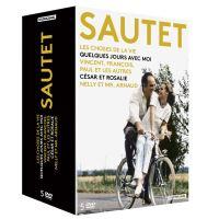 Coffret Claude Sautet 5 Films DVD