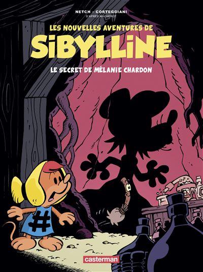 Les nouvelles aventures de Sibylline