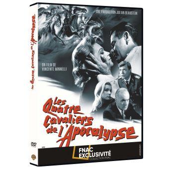 Les Quatre Cavaliers de l'Apocalypse DVD