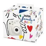 Pack Fujifilm Instax Family mini 8 Blanc