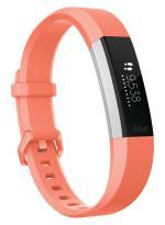 FTBI Bracelet connecté Fitbit Alta HR Corail Taille L